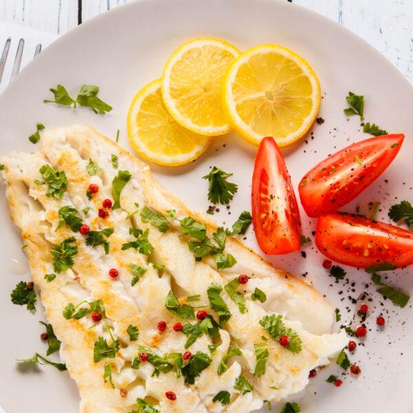 Baked Cod Recipe